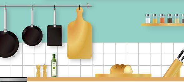 キッチン用品と風水