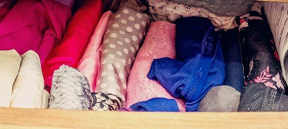 衣類の収納と運気